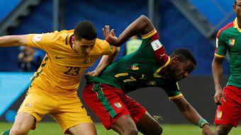 [VIDEO] Camerún y Australia animan cerrado empate en Copa Confederaciones