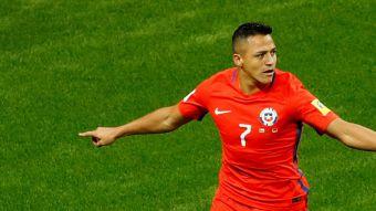 [VIDEO] El gol histórico de Alexis Sánchez para establecer el 1-0 ante Alemania