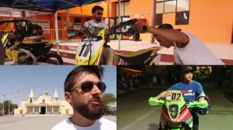 [VIDEO] D13 Motos y Jeremías Israel presentes en el Rally de Pica