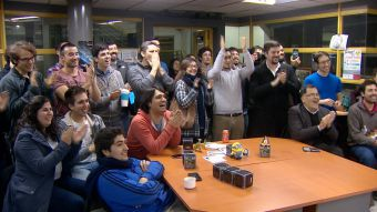 [VIDEO] El primer satélite chileno ya está en órbita