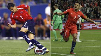 [VIDEO] De niño a Maravilla: El destape goleador de Alexis Sánchez en los últimos años