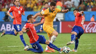 [VIDEO] Chile versus Australia: La historia de duelos de La Roja ante los campeones de Asia