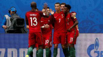 [VIDEO] La goleada de Portugal sobre Nueva Zelanda en la Copa Confederaciones