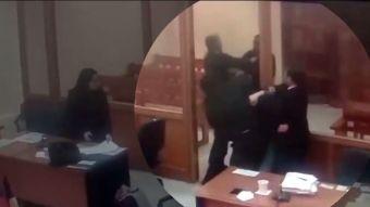 [VIDEO] Fiscal impidió huida de imputados en La Araucanía
