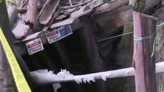 [VIDEO] Ocho muertos en mina ilegal en Colombia