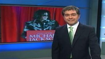 [VIDEO] Así informaba Teletrece la muerte de Michael Jackson ocho años atrás