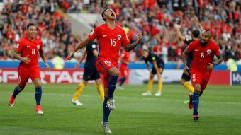 [VIDEO] Pega Martín, pega: El día más importante de Rodríguez en la selección chilena