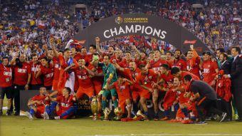 [VIDEO] A un año de Chile campeón de Copa América Centenario: Revive la campaña