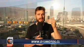 [VIDEO] Capítulo 13 de D13Motos con especial sobre Desafío del Desierto