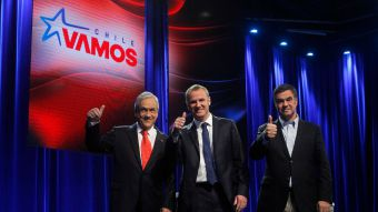 [VIDEO] Revive el debate presidencial de las primarias de Chile Vamos
