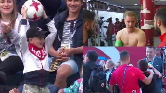 [VIDEO] Revisa el ránking protectores del fútbol de la Copa Confederaciones