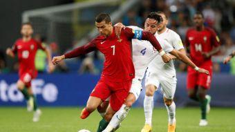 [FOTOS] Las mejores postales del duelo de La Roja ante Portugal en Confederaciones