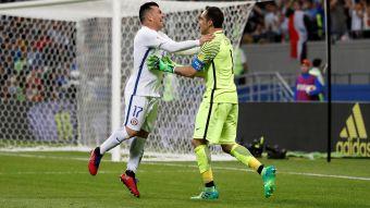 [VIDEO] Revive la definición a penales donde Chile se impuso ante Portugal en Copa Confederaciones