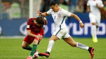 [VIDEO] El vibrante empate sin goles entre Chile y Portugal que obligó a los lanzamientos penales