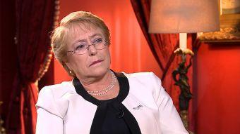 [VIDEO] Bachelet confirma que cerrará Punta Peuco