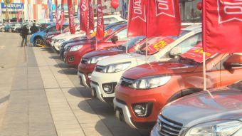 [VIDEO] Mercado automotriz crece un 16,1% el primer semestre.