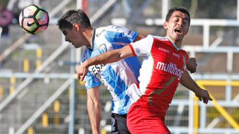 [Gol a Gol] Magallanes choca ante Curicó Unido en su estreno en Copa Chile