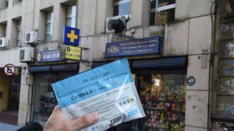 Marihuana estatal a la venta en Uruguay