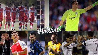 [VIDEO] DLV con el futuro de los seleccionados, goles y movidas del fútbol
