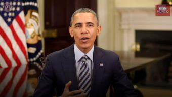 [VIDEO] El falso Obama creado con inteligencia artificial capaz de hablar como si fuera el original