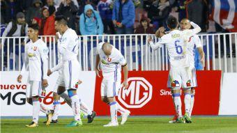 [VIDEO] Goles Copa Chile: La U supera a Ñublense y se mete en octavos