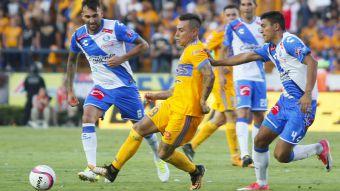 [VIDEO] Eduardo Vargas se viste de habilitador en goleada de Tigres en México