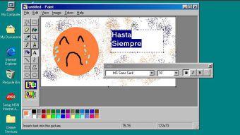 Microsoft inicia la despedida del clásico Paint después de 32 años