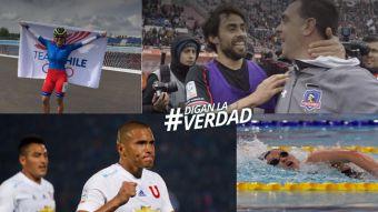 [VIDEO] DLV con Colo Colo campeón de Supercopa, atletas chilenos en el podio y goles