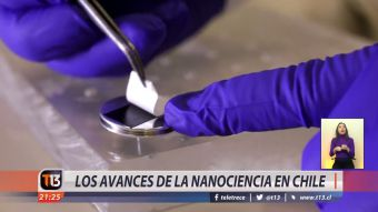 [VIDEO] Los avances de la nanociencia en Chile