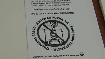 [VIDEO] Polémica por instalación de antena ilegal cercana a colegio