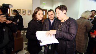 Beatriz Sánchez formaliza su candidatura presidencial ante el Tricel