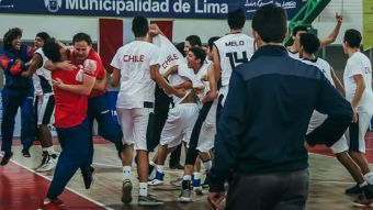 [VIDEO] Las figuras del histórico título de Chile en el Sudamericano Sub 17 de básquetbol