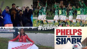 [VIDEO] DLV con goles de Copa Chile, llegada de Mauricio Pinilla y curiosidades deportivas