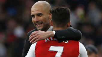 [VIDEO] Alexis podría reencontrarse con Josep Guardiola en Manchester City