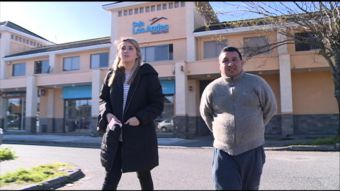 [VIDEO] La historia del estacionador héroe de Concepción