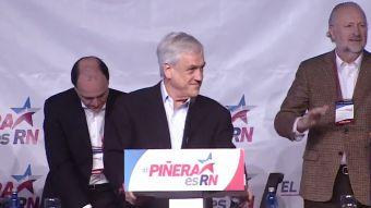 El candidato presidencial del bloque opositor hizo un llamado a la unidad de Chile Vamos.