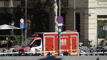 Barcelona: Chilena encerrada en un bar relata los hechos tras el atentado