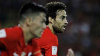 """Jorge Valdivia retornaría a """"La Roja"""" para duelos ante Paraguay y Bolivia por Clasificatorias"""