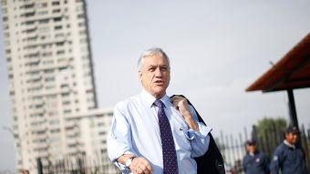 Piñera califica como grave que Bachelet no crea en el informe de pensiones