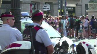 Un musulmán sería el cerebro de los ataques en Barcelona