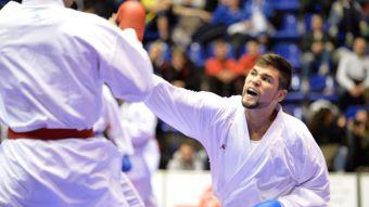 Rodrigo Rojas se corona campeón mundial de karate en Irlanda