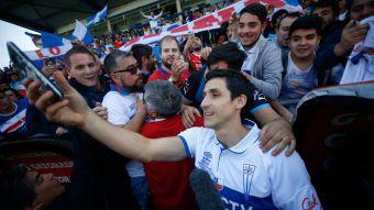 """[VIDEO] El mensaje de Mirosevic a los cruzados: """"No voy a olvidar nunca el cariño"""""""