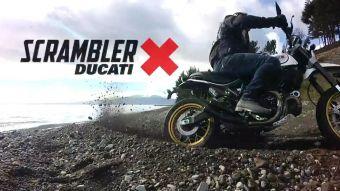 [VIDEO] D13 Motos: Conoce la espectacular Ducati Scrambler junto a Jeremías Israel