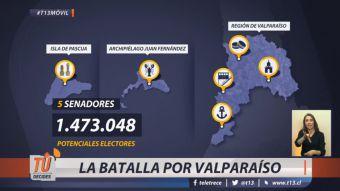 La batalla por Valparaíso