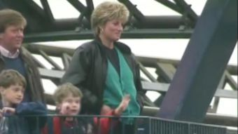 [VIDEO] Hijos de la Princesa Diana rompen el silencio y hablan de la muerte de su madre