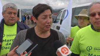 [VIDEOS] Crisis del Frente Amplio golpea fuerte a Beatriz Sánchez