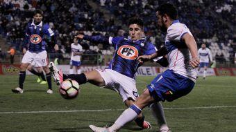 [VIDEO] Goles Copa Chile: U. Católica y Huachipato igualan en San Carlos