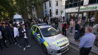 [FOTOS] Atentado explosivo vuelve a golpear a Londres