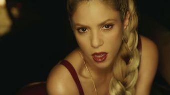 """Shakira ha lanzando el clip de """"Perro fiel"""""""