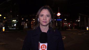 [VIDEO] Londres vuelve a enfrentarse a la amenaza terrorista